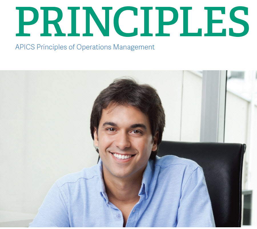 Download the APICS Principles of Operations Management PDF
