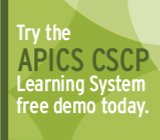 Try the APICS CSCP Learning System free demo today