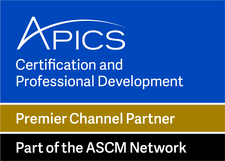 Hilf is an APICS Premier Channel Partner