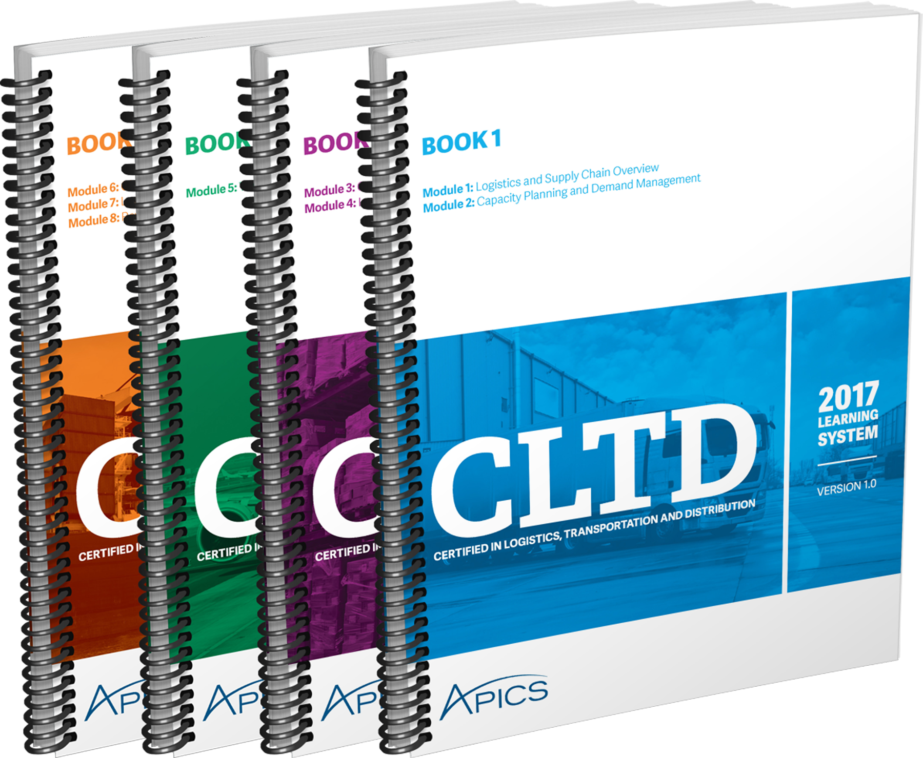 CLTC Learning System Books